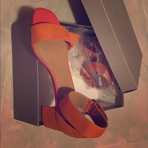 🎉🎉New! Never worn Franco Sarto sandals